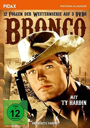 Bronco (12 Folgen) (3 DVDs) 12 Folgen (3 DVDs)