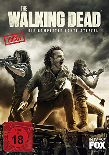 The Walking Dead Staffel 8 (6 DVDs)