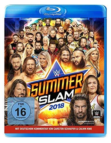 WWE Summerslam 2018 [Blu-ray]