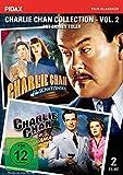 Collection - Vol. 2: Charlie Chan auf der Schatzinsel + in Panama