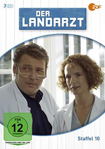Der Landarzt Staffel 10 (3 DVDs)