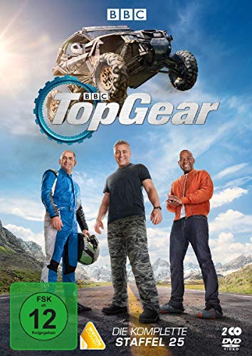Top Gear Staffel 25 (2 DVDs)