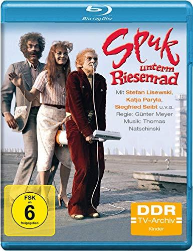 Spuk unterm Riesenrad (DDR TV-Archiv) [Blu-ray]