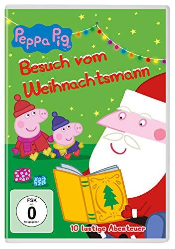 Peppa Pig: Besuch vom Weihnachtsmann und andere Geschichten