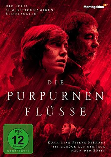 Die purpurnen Flüsse Die Serie (4 DVDs)