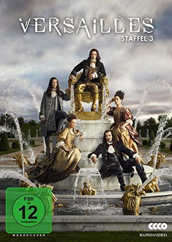 Versailles Staffel 3 (4 DVDs)
