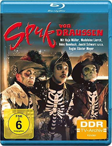 Spuk von draußen (DDR TV-Archiv) [Blu-ray] DDR TV-Archiv [Blu-ray]