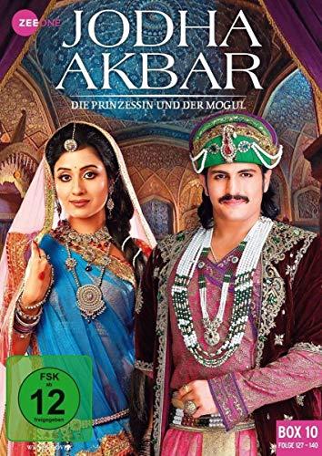 Jodha Akbar Die Prinzessin und der Mogul - Box 10 (3 DVDs)