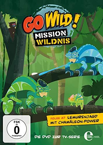 Go Wild! - Mission Wildnis, Vol.27: Lemurenjagd mit Chamäleon-Power