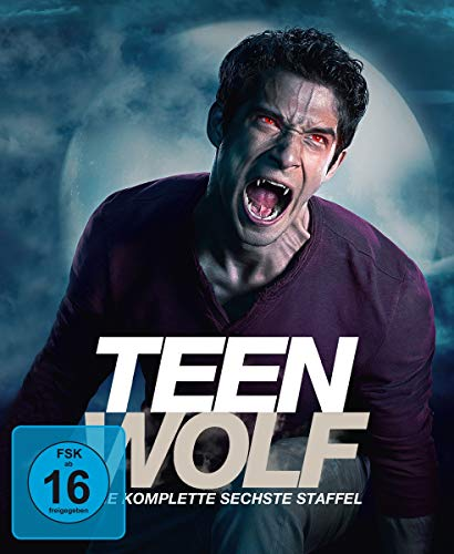 Teen Wolf Staffel 6 (Digipak) [Blu-ray]