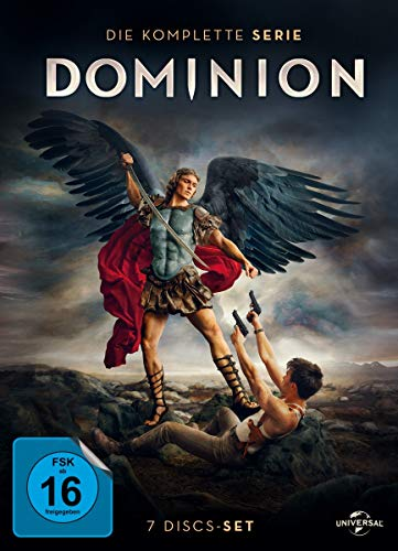 Dominion Komplettbox (7 DVDs)