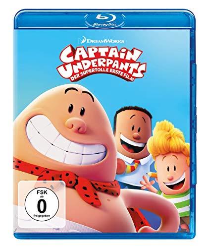 Captain Underpants - Der supertolle erste Film Blu-ray