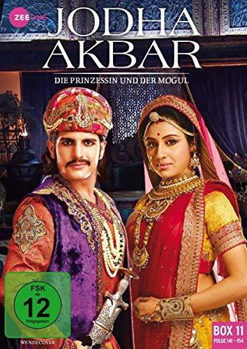 Jodha Akbar Die Prinzessin und der Mogul - Box 11 (3 DVDs)