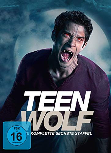 Teen Wolf Staffel 6 (Digipak) (7 DVDs)