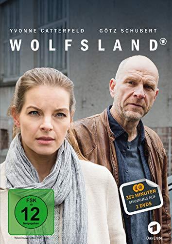 Wolfsland 2 DVDs