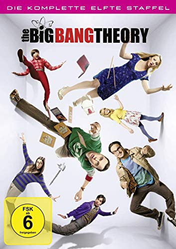 The Big Bang Theory Staffel 11 (2 DVDs)