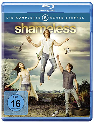 Shameless Staffel 8 [Blu-ray]