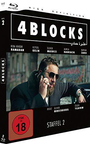 4 Blocks Staffel 2 [Blu-ray]