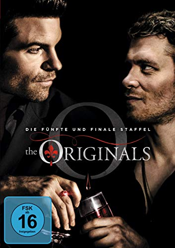 The Originals Staffel 5 (3 DVDs)
