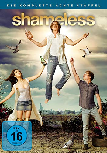 Shameless Staffel 8 (3 DVDs)