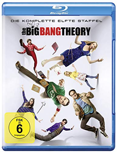 The Big Bang Theory Staffel 11 [Blu-ray]