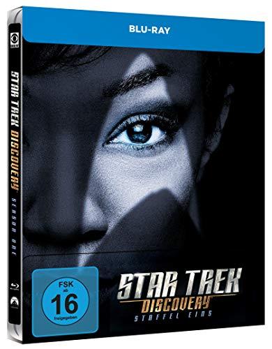 Star Trek: Discovery - Staffel 1 (Limited Steelbook Edition) (exklusiv bei Amazon.de) [Blu-ray]