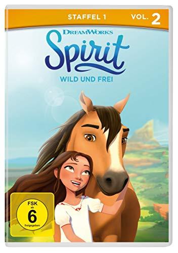 Spirit: wild und frei Staffel 1.2