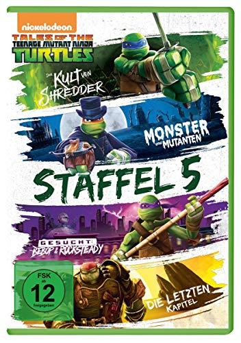 Teenage Mutant Ninja Turtles Season 5 (4 DVDs)
