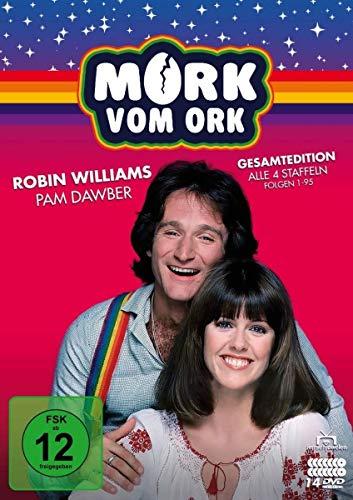 Mork vom Ork Gesamtedition (15 DVDs)