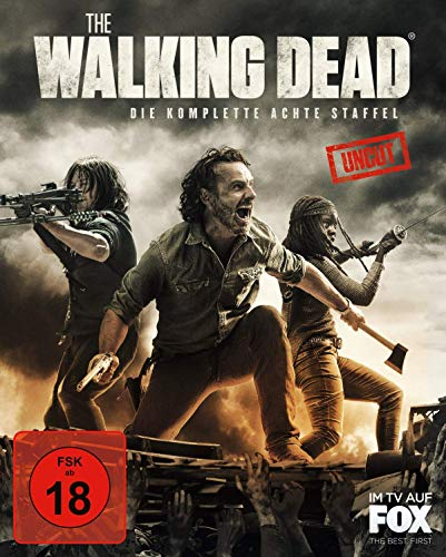 The Walking Dead Staffel 8 [Blu-ray]
