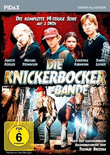 Die Knickerbockerbande Die Serie (2 DVDs)
