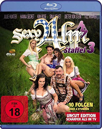 Sexy Alm - Staffel 3 [Blu-ray]