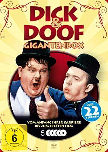 Dick & Doof Box (Deluxe Metallbox) (5 DVDs)