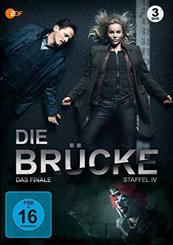 Die Brücke - Transit in den Tod: Staffel 4 (3 DVDs)
