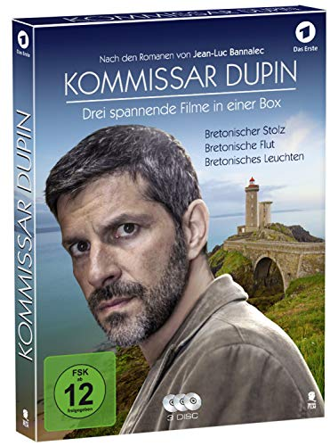 Kommissar Dupin Box 2 (exklusiv bei Amazon.de) [Blu-ray]