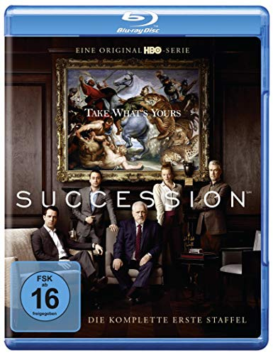 Succession Staffel 1 [Blu-ray]