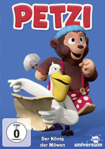 Petzi DVD 2: Der König der Möwen
