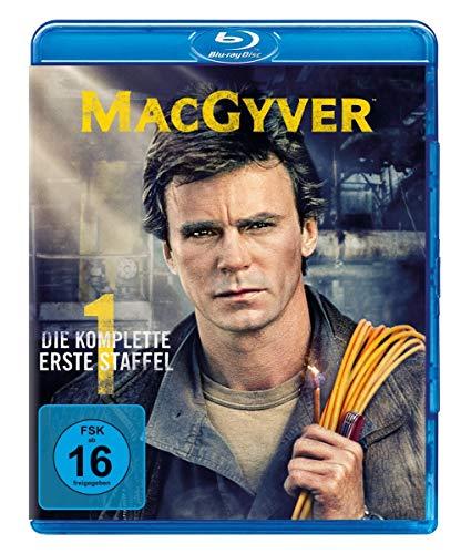 MacGyver Staffel 1 [Blu-ray]