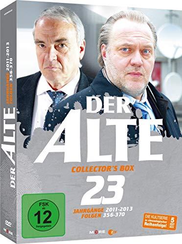 Der Alte Collector's Box Vol.23, Folge 356-370 (5 DVDs)