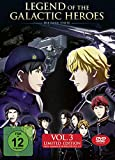 Legend of the Galactic Heroes: Die Neue These - Vol. 3 (Limited Edition mit Sammelschuber)