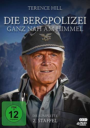 Die Bergpolizei - Ganz nah am Himmel: Staffel 2 (4 DVDs)