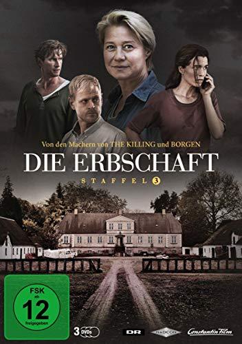 Die Erbschaft Staffel 3 (3 DVDs)