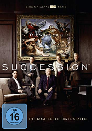 Succession Staffel 1 (4 DVDs)