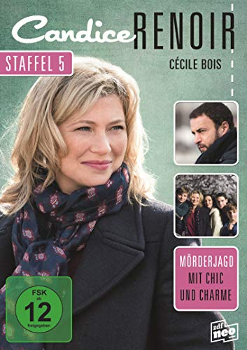Candice Renoir Staffel 5 (3 DVDs)