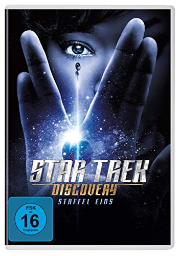 Star Trek: Discovery Staffel 1 (4 DVDs)