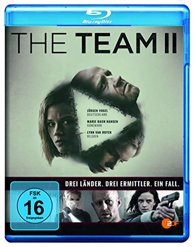 The Team Staffel 2 [Blu-ray]