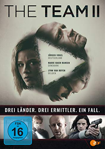 The Team Staffel 2 (3 DVDs)