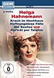 Helga Hahnemann: Krach im Hochhaus, Hoffnungslose Fälle, Die Seefee, Porträt per Telefon (DDR TV-Archiv) (2 DVDs)