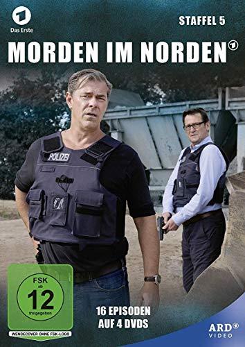 Morden im Norden Staffel 5 (4 DVDs)