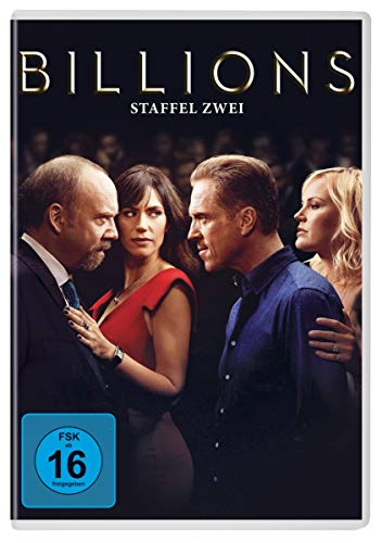 Billions Staffel 2 (4 DVDs)